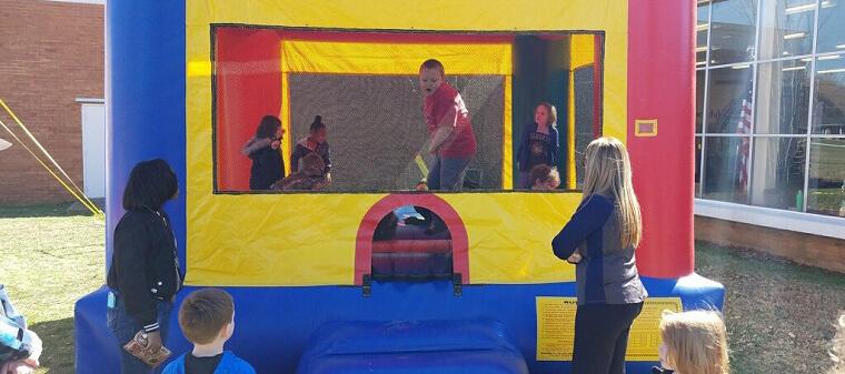 Kids Parties in Jackson TN
